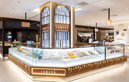 石屋製菓 ISHIYA SHINSAIBASHI 販売スタッフ(ISHIYA)の画像・写真